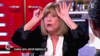 """Chantal Goya explique la naissance du """"lapin"""" - C à vous - 05/03/2015"""