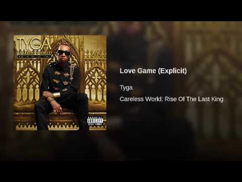 Tyga-Love Game (Audio)