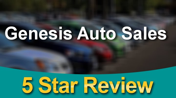 Genesis Auto Sales >> Genesis Auto Sales Review Noblesville In Five Star Review By Ken