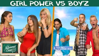 Summer Class du 24/07/2017 : Girl Power vs Boy'z