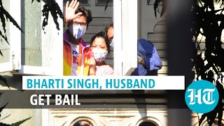 Bollywood drugs case: Comedian Bharti Singh, husband get bail | Story so far