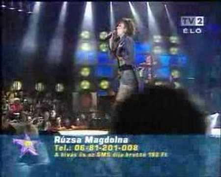 Ruzsa Magdolna  Queen  I Want to Break Free