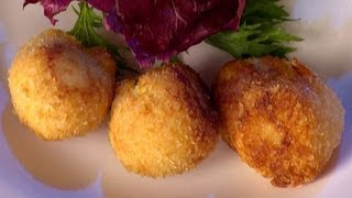 Cheese Fondue Balls