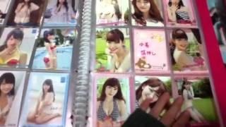 AKB48のトレカ希望です♡ 主に、ピンクの紙が希望です! たくさんのト...