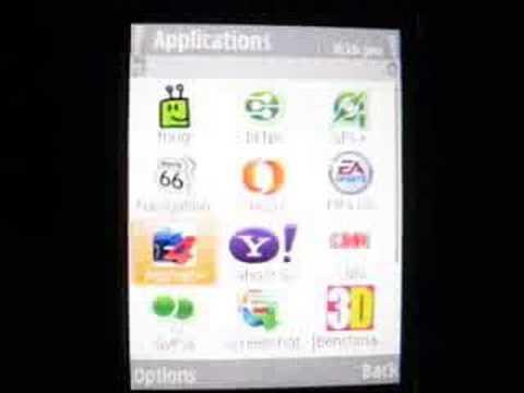 Running games on Samsung Innov8