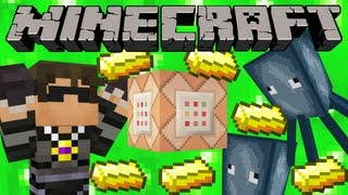 If SkyDoesMinecraft used Command Blocks - Minecraft