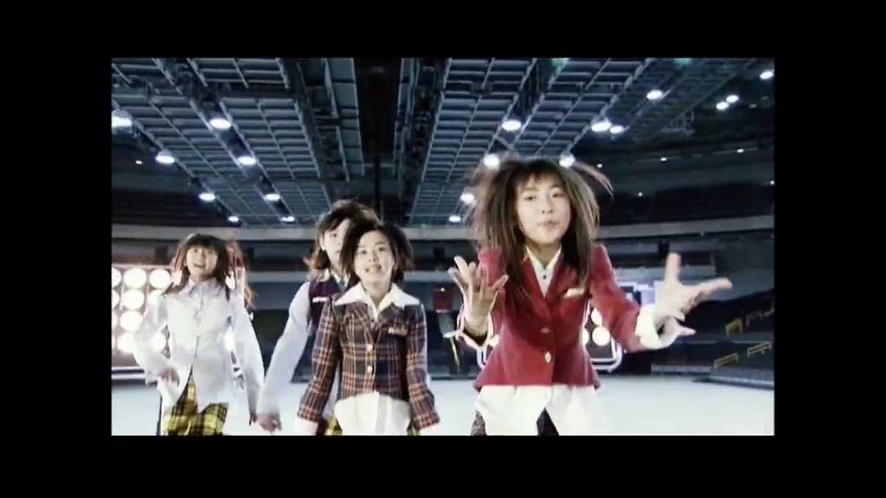 【PV】Berryz工房『あなたなしでは生きてゆけない』1st single - YouTube