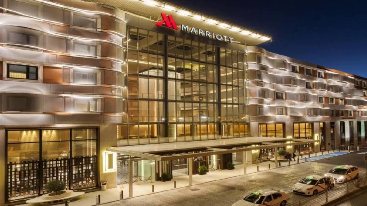 Madrid Marriott Auditorium Hotel Conference Center
