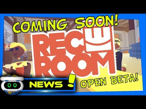 Rec Room Open Beta Release Date, Stifled Save Game Patch and More!