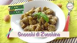 Gnocchi di Zucchine | Zucchini Gnocchi