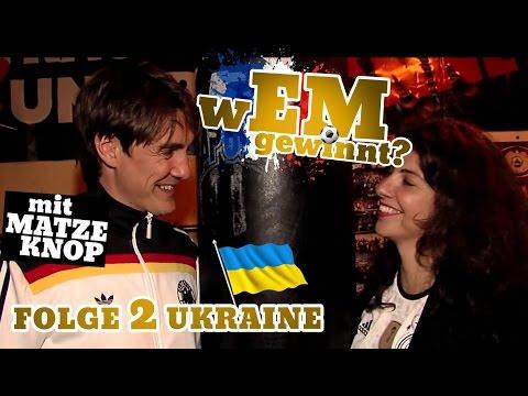 """""""wEM gewinnt?"""" Matze Knop – FOLGE 2: Ukraine – Radio Hamburg"""