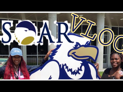 GSU SOAR VLOG (GEORGIA SOUTHERN UNIVERSITY 2 Day Orientation)