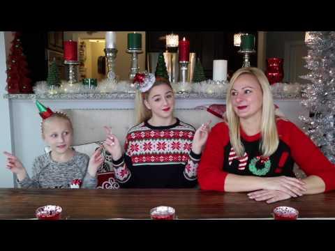 Christmas Name Game with My Mom & Clara // 24 Days of Chloe // Chloe Lukasiak
