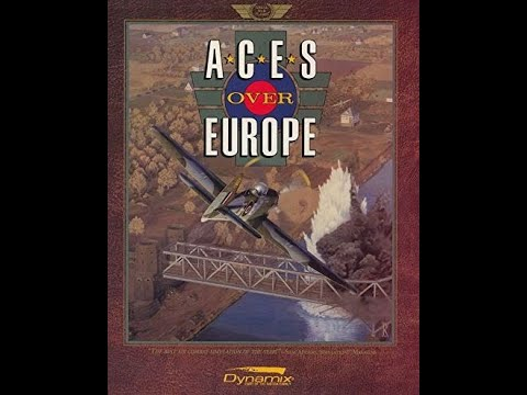 Aces Over Europe (1993) MS-DOS: Vehicle Overviews