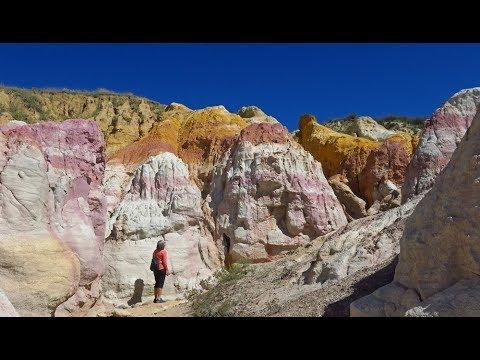 The Paint Mines! Colorado's Best Kept Secret HD