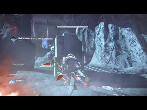 Destiny. How to reach overcharge 3