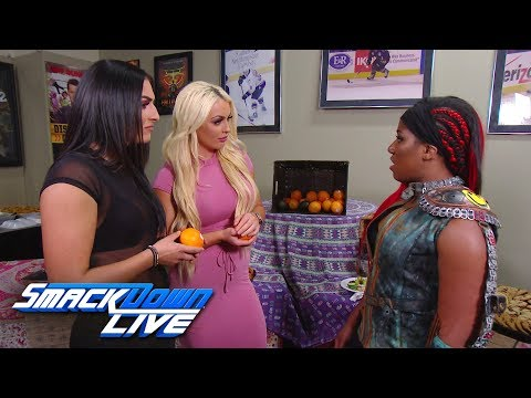 WWE SmackDown: 3 possible partners for Ember Moon