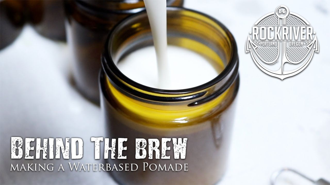 Hair Products l How Waterbased Pomade
