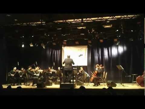 Argentine Tango Concert in Sakiat El Sawy, Cairo