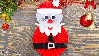 як зробити Діда Мороза і Снігуроньку своїми руками