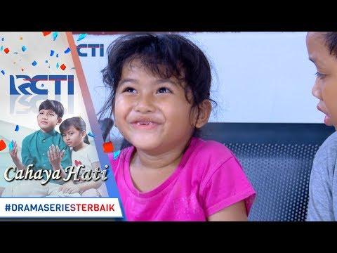 CAHAYA HATI - Azizah Bakalan Punya Ade Kecil Kak Wira [06 Oktober 2017]