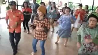 Line Dance - Volare - Sari (Aik) Jogsdc48, Yogyakarta