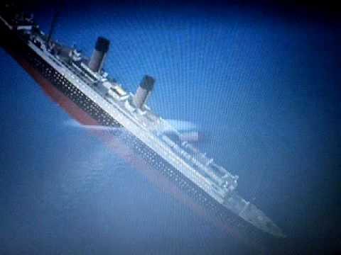 Titanic Sinking Diagram 1997 Illustration Of Wiring