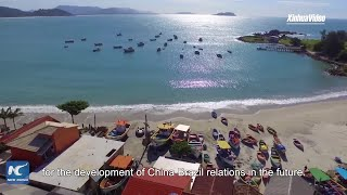 """Baixar A Brazilian with """"a Chinese heart"""" 