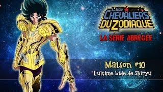 Les Chevaliers du Zodiaque, La Série Abrégée : Maison #10
