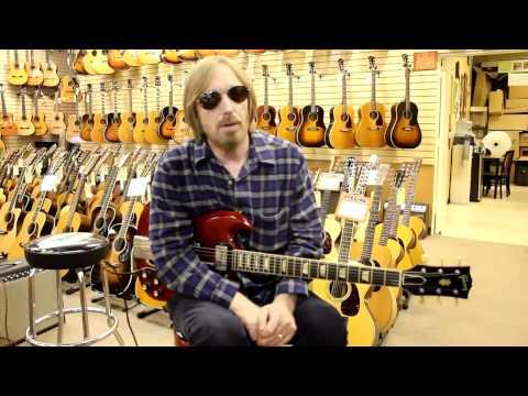 Tom Petty at Norman's Rare Guitars