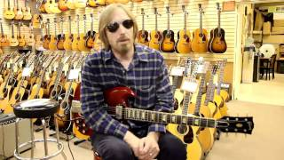 Tom Petty at Norman's Rare Guitars