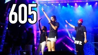 The Time There Were Voices In the 6ix (Day 605)