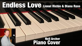 Endless Love - Lionel Richie & Diana Ross - Piano Cover