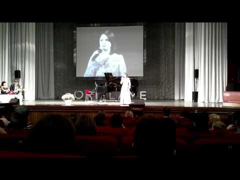 Ирина Долженко, как всегда эмоционально! Салон успеха Ольги Кибис 11.03.17