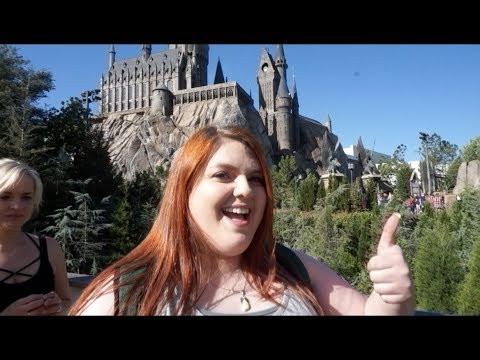 - Universal Studios Vlog: Hoggy Hoggy Hogwarts! W/ MORGAN! April 2018 -