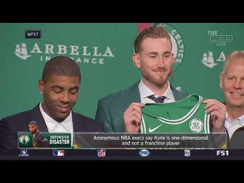 NBA executives say Kyrie Irving is not a franchise player