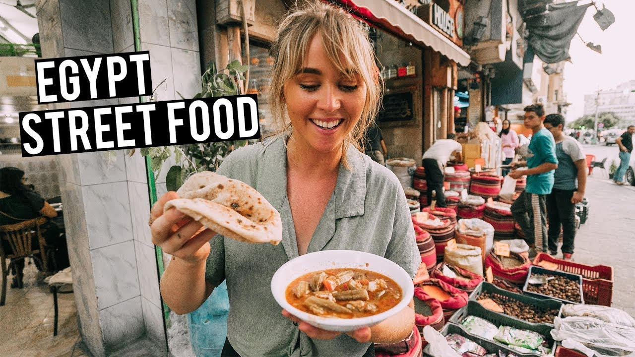 Food To Eat In Cairo Egypt