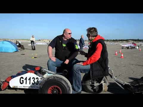 Buggytaxi beim 8. Drachenfestival St. Peter-Ording