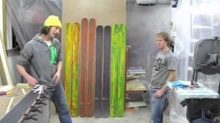 Funk Skis - Handmade In Pemberton, Bc