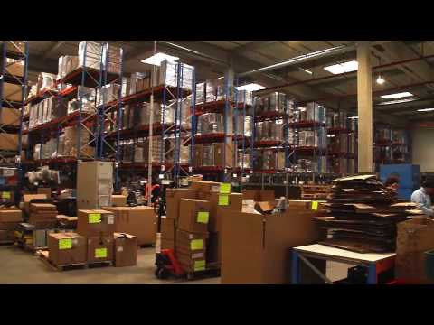 Vidéo de présentation de Inter logistic ( Fev 2017 )