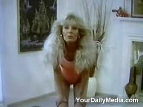10 Embarrassing (But Highly Entertaining) Videos Of People Working Out In The '80s