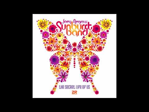 Joey Negro & The Sunburst Band - My Way feat. Diane Charlemagne