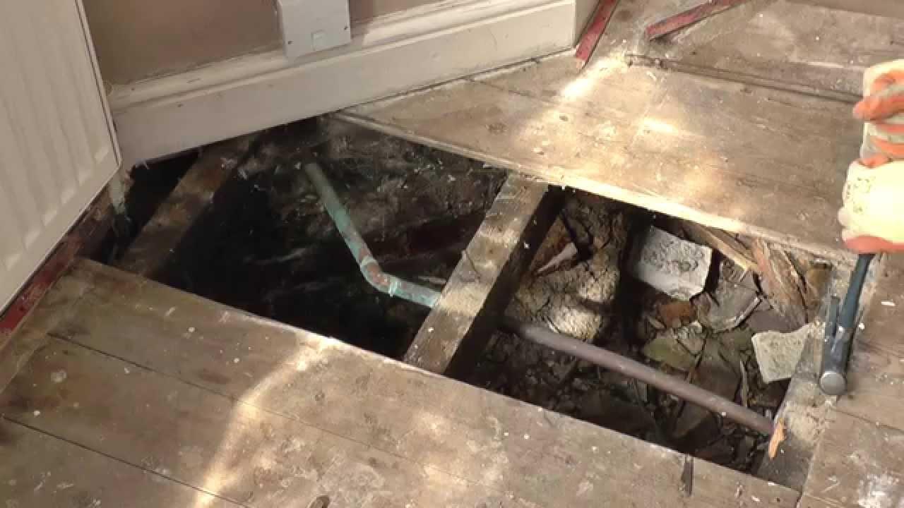 Diy Repair Timber Floor Part 2 Youtube