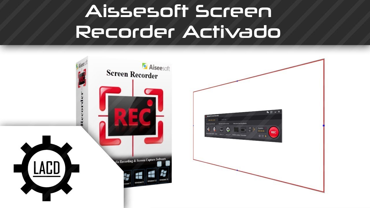 Download Aiseesoft Screen Recorder 2.0.8 Full Version