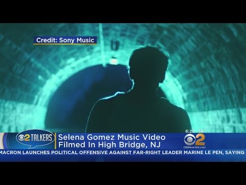 Selena Gomez Music Video Filmed In High Bridge, NJ