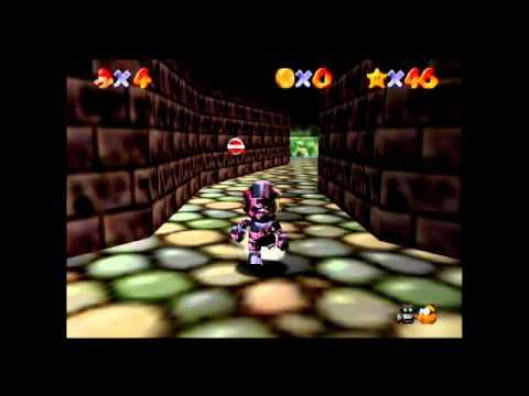 Metal Mario 10 Hours - Super Mario 64