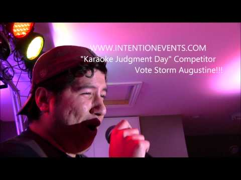 "Intention Events ""Karaoke Judgment Day"" Oct. 16th at CC's Vote Storm Augustine"