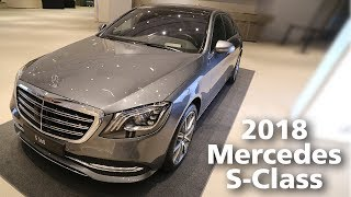 2018 Mercedes-Benz S-Class Abu Dhabi Launch
