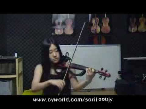 カノンロック バイオリンバージョン
