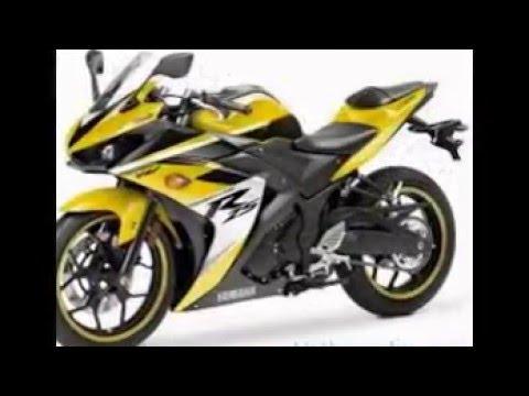 Motor Keluaran Terbaru Yamaha R25 2016